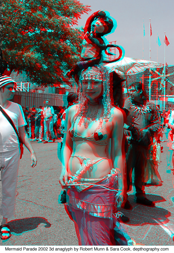 Anaglyphs Nude 71
